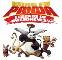Kung Fu Panda: Lendas do Dragão Guerreiro (1ª Temporada) - Poster / Capa / Cartaz - Oficial 1