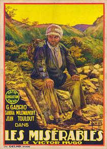 Os Miseráveis - Poster / Capa / Cartaz - Oficial 1