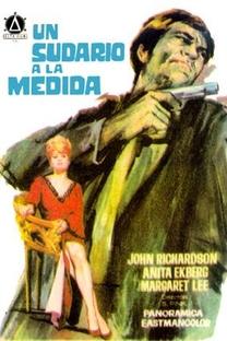 Un Sudario a la Medida - Poster / Capa / Cartaz - Oficial 1