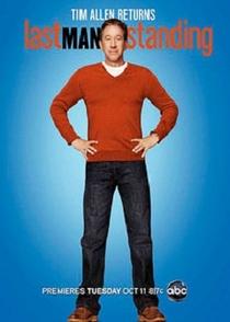 Last Man Standing (1ª Temporada) - Poster / Capa / Cartaz - Oficial 1