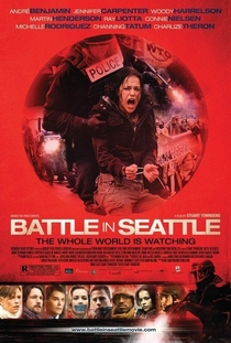 Batalha em Seattle - Poster / Capa / Cartaz - Oficial 2
