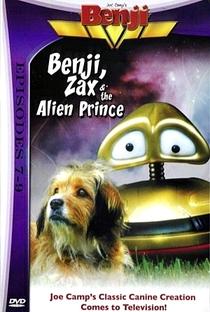 Benji, Zax e o Príncipe Alienígena - Poster / Capa / Cartaz - Oficial 4