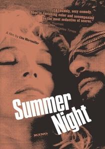 Noite de Verão com Perfil Grego, Olhos Amendoados e Cheiro de Manjericão - Poster / Capa / Cartaz - Oficial 1
