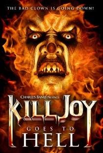 Killjoy Goes to Hell - Poster / Capa / Cartaz - Oficial 1