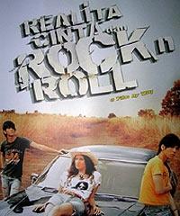 Realita, Cinta dan Rock'n Roll  - Poster / Capa / Cartaz - Oficial 1