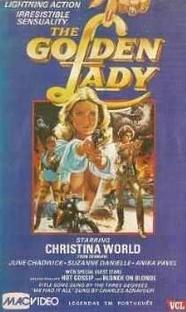 A Dama Dourada - Poster / Capa / Cartaz - Oficial 1