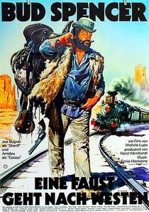 Buddy no Velho Oeste - Poster / Capa / Cartaz - Oficial 1