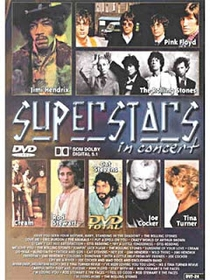 Superstars In Concert - Poster / Capa / Cartaz - Oficial 1