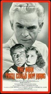O Homem Imortal - Poster / Capa / Cartaz - Oficial 1
