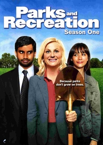 Parks and Recreation (1ª Temporada) - Poster / Capa / Cartaz - Oficial 2