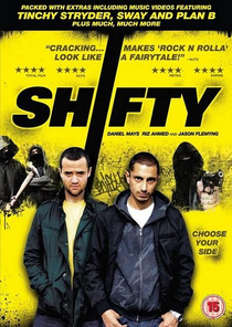 Shifty - Poster / Capa / Cartaz - Oficial 1