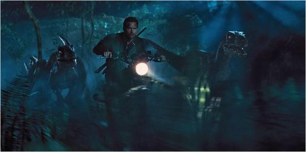 Jurassic World - O Mundo dos Dinossauros (Jurassic World) - Crítica