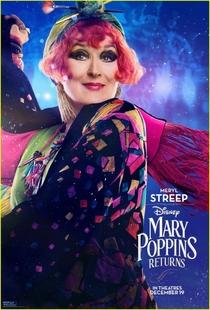 O Retorno de Mary Poppins - Poster / Capa / Cartaz - Oficial 12