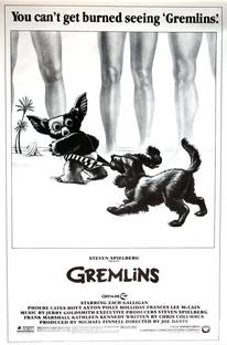 Gremlins - Poster / Capa / Cartaz - Oficial 9