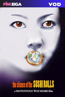 The Silence of the Sushi Rolls - Poster / Capa / Cartaz - Oficial 1
