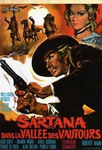 Sartana no Vale da Morte - Poster / Capa / Cartaz - Oficial 2