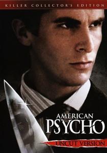 Psicopata Americano - Poster / Capa / Cartaz - Oficial 4