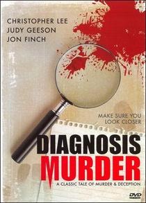 Diagnóstico: Assassinato - Poster / Capa / Cartaz - Oficial 1