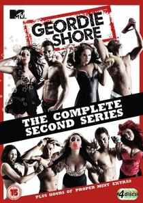 Geordie Shore (2ª Temporada) - Poster / Capa / Cartaz - Oficial 1
