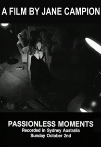 Passionless Moments - Poster / Capa / Cartaz - Oficial 1