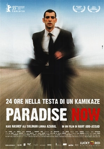 Paradise Now - Poster / Capa / Cartaz - Oficial 2