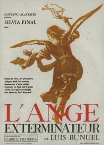 O Anjo Exterminador - Poster / Capa / Cartaz - Oficial 3