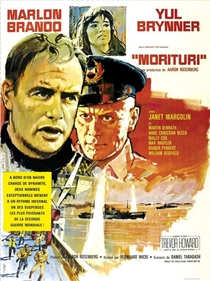 Morituri - Poster / Capa / Cartaz - Oficial 1