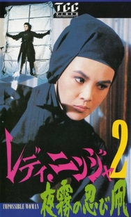 The Ninja Avenger - Poster / Capa / Cartaz - Oficial 2