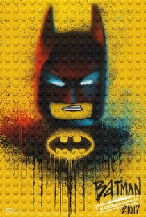 LEGO Batman: O Filme - Poster / Capa / Cartaz - Oficial 10