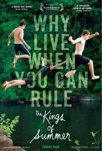 Os Reis do Verão - Poster / Capa / Cartaz - Oficial 1