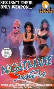 Nightmare Sisters - Poster / Capa / Cartaz - Oficial 1