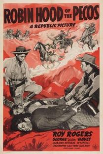 Robin Hood do Oeste - Poster / Capa / Cartaz - Oficial 1