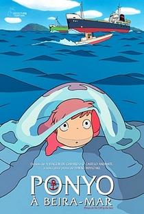 Ponyo: Uma Amizade que Veio do Mar - Poster / Capa / Cartaz - Oficial 43