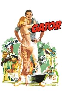 Gator, O Implacável - Poster / Capa / Cartaz - Oficial 3
