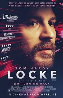 Locke - Poster / Capa / Cartaz - Oficial 2