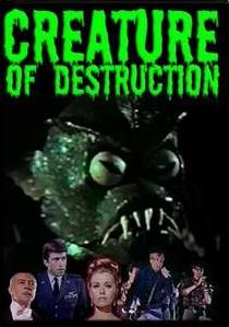 Criada Para Destruir - Poster / Capa / Cartaz - Oficial 1