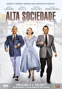 Alta Sociedade - Poster / Capa / Cartaz - Oficial 4
