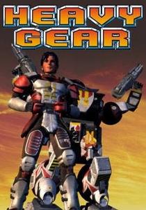 Heavy Gear - Poster / Capa / Cartaz - Oficial 2