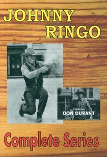 Johnny Ringo - Poster / Capa / Cartaz - Oficial 1