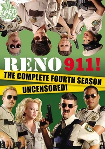 Reno 911! (4ª Temporada) - Poster / Capa / Cartaz - Oficial 1