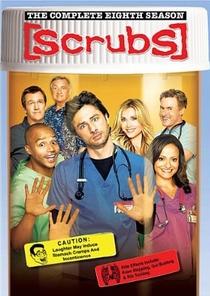 Scrubs (8ª Temporada) - Poster / Capa / Cartaz - Oficial 1