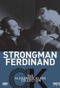 Der starke Ferdinand - Poster / Capa / Cartaz - Oficial 1