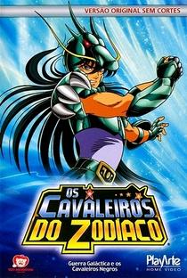 Os Cavaleiros do Zodíaco (Saga 1: Santuário) - Poster / Capa / Cartaz - Oficial 12