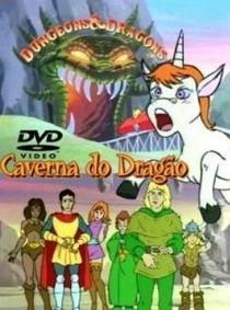 Caverna do Dragão (1ª Temporada) - Poster / Capa / Cartaz - Oficial 6