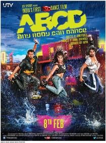 ABCD - Poster / Capa / Cartaz - Oficial 2