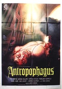 O Antropófago - Poster / Capa / Cartaz - Oficial 5