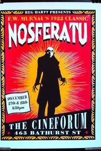 Nosferatu - Poster / Capa / Cartaz - Oficial 5