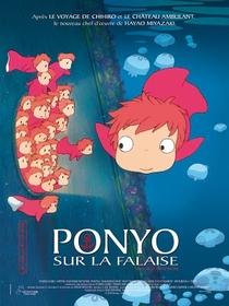 Ponyo: Uma Amizade que Veio do Mar - Poster / Capa / Cartaz - Oficial 4