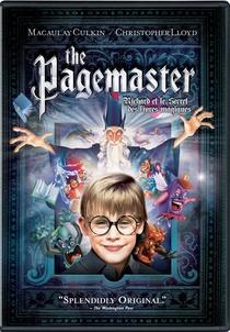 Pagemaster – O Mestre da Fantasia - Poster / Capa / Cartaz - Oficial 5