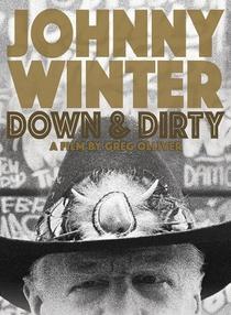Johnny Winter - Down & Dirty - Poster / Capa / Cartaz - Oficial 1